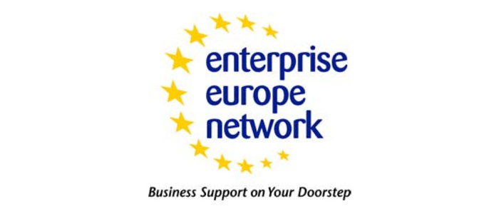 Enterprise Europe Network Logo Biopesticide Summit 2019 Swansea